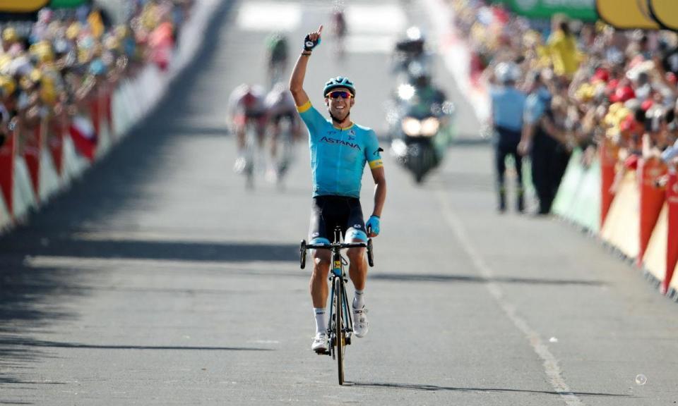 Tour: Omar Fraile estreia-se a vencer, Thomas segue na liderança
