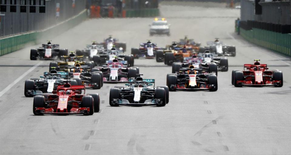 F1: siga o GP da Alemanha AO VIVO