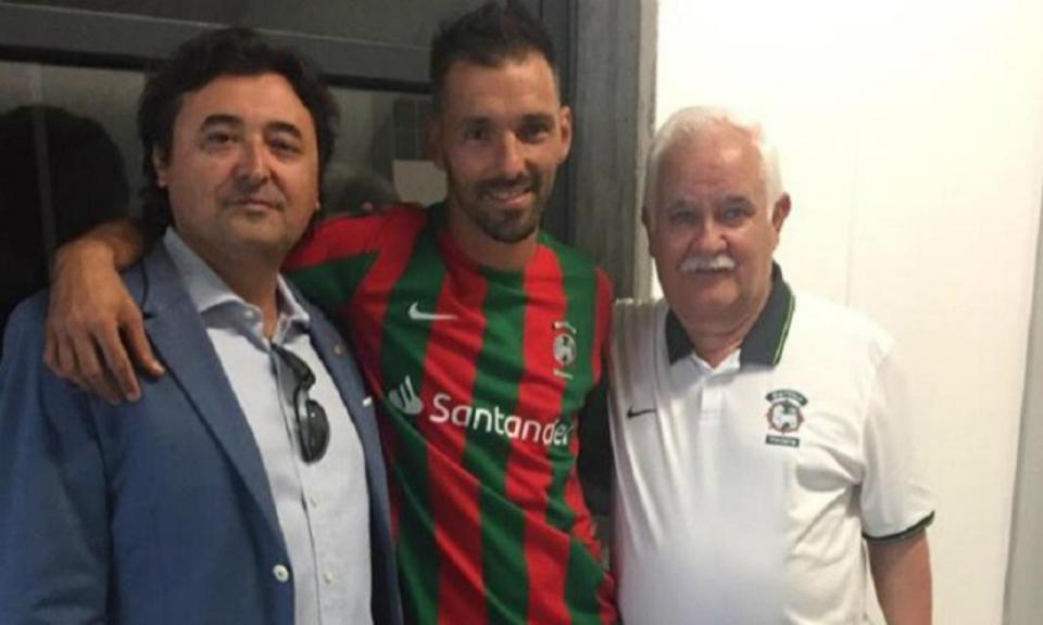 Danny: «A única equipa em Portugal em que podia jogar era o Marítimo»