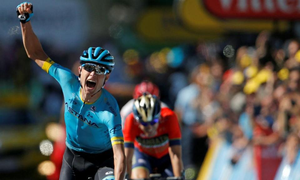 Tour: Magnus Cort Nielsen vence 15.ª etapa