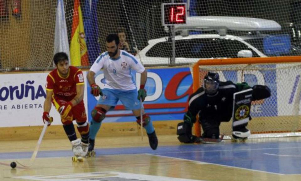 Hóquei: Portugal perde final do Europeu frente à Espanha