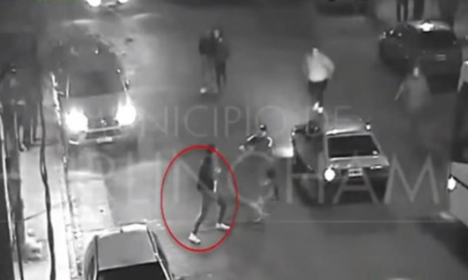VÍDEO: guarda-redes assassinado em discussão com outro jogador