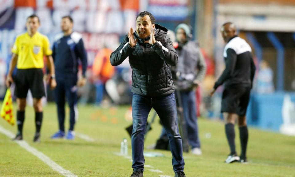 OFICIAL: Jair Ventura deixa de ser treinador do Santos