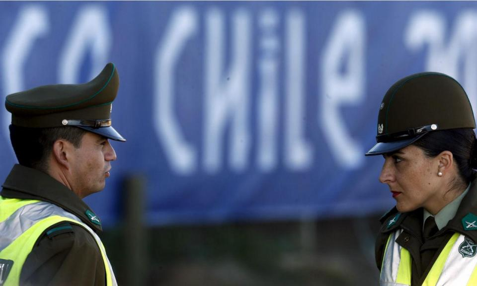 VÍDEO: tiroteio faz três feridos em treino aberto da Univ. Chile