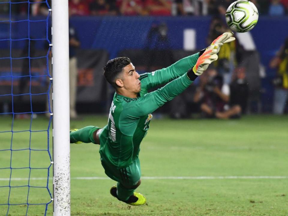 Manchester United empresta Joel Pereira ao V. Setúbal
