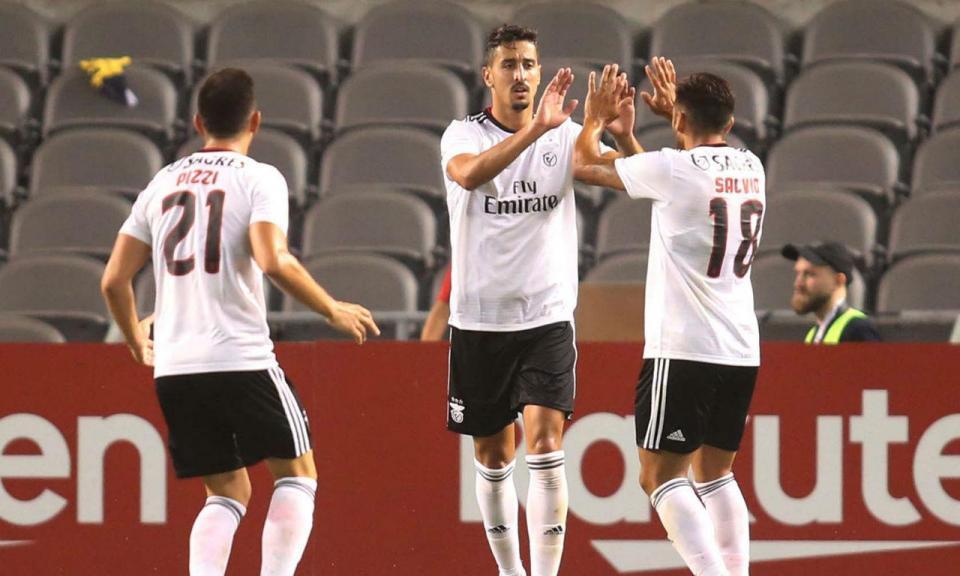 Os adversários do Benfica na International Champions Cup
