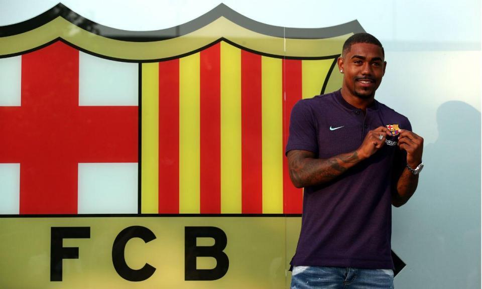 Malcom esteve quase na Roma: «O Barça era um sonho de criança»