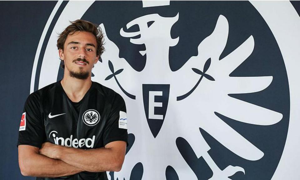Geraldes explica Eintracht: «Foi aqui que me senti valorizado»