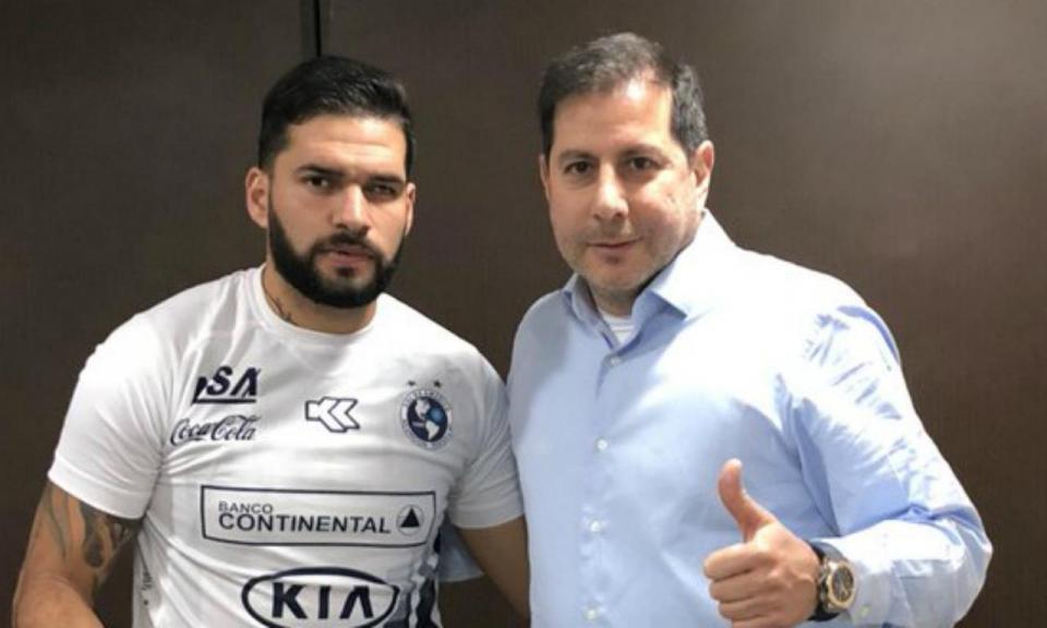 Herói da Taça do Paraguai assina por clube da primeira