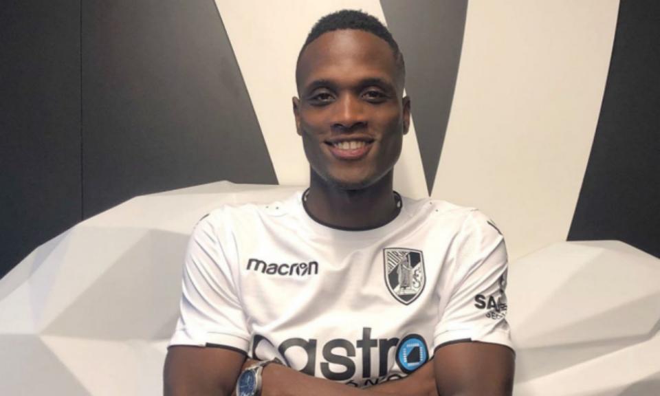 OFICIAL: V. Guimarães B com reforço vindo do Sporting