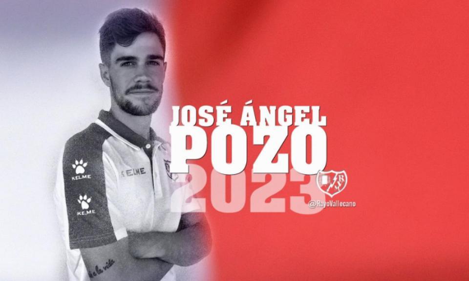OFICIAL: ex-Manchester City é reforço do Rayo Vallecano