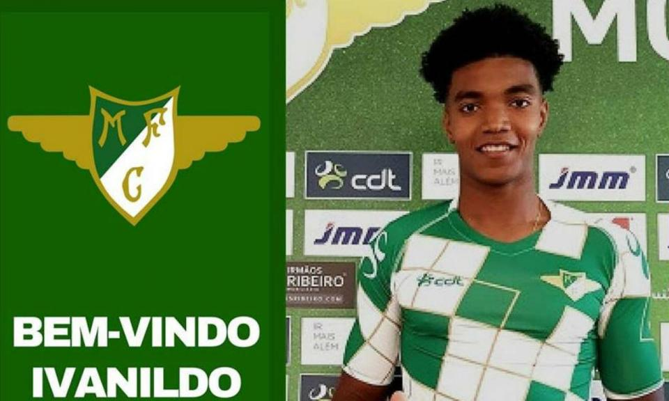 Moreirense contrata Ivanildo por empréstimo do Sporting