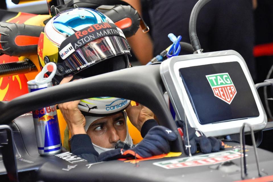GP do Brasil: Ricciardo sofre penalização de cinco lugares