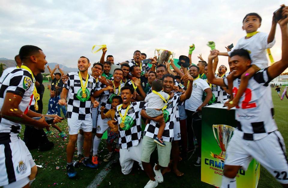 Boavista é campeão nacional em Timor Leste