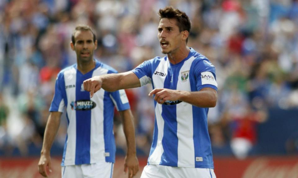 Leganés: Gabriel volta a estar ausente do treino