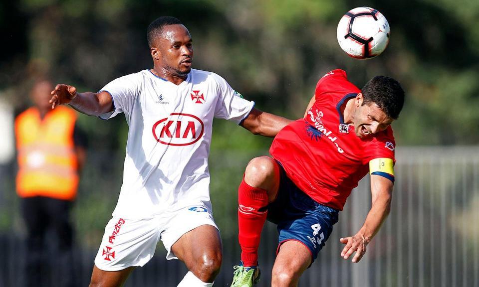 Taça da Liga: Belenenses e Paços apuram-se para a fase de grupos