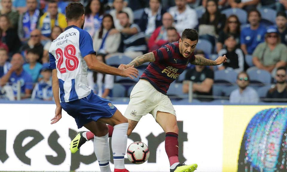 Pré-época: FC Porto-Newcastle, 0-0 (destaques)