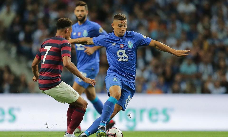 FC Porto: as novidades do plantel à lupa ante o Newcastle