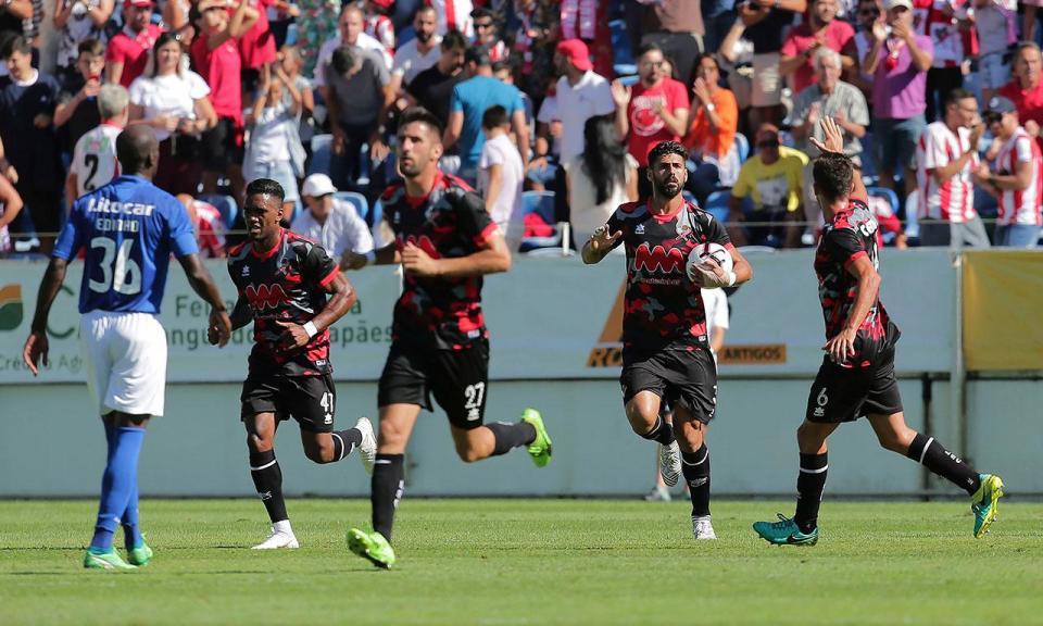 II Liga: Leixões e Oliveirense empatam no Estádio do Mar