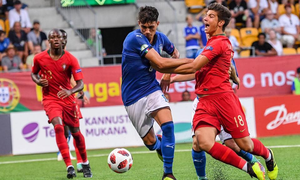 Pedro Correia: «O futebol é isto, acreditar e trabalhar para os objetivos»
