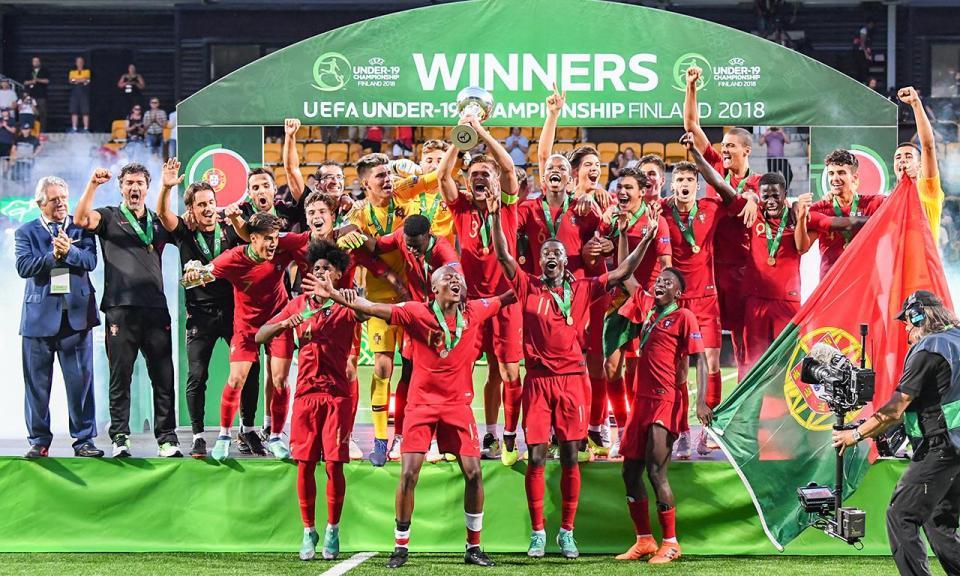 Florentino: «Sonho com o Mundial, mas agora é desfrutar desta noite»