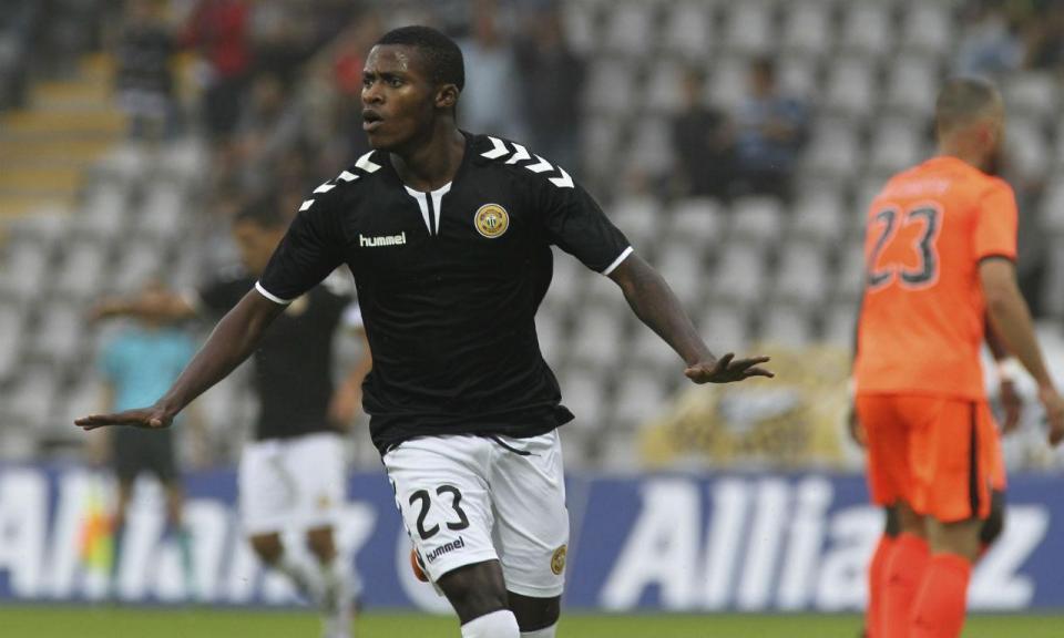 Nacional: 25 jogadores apresentados, Gauther Martins e Elízio de fora