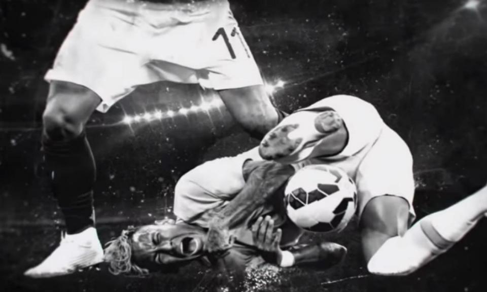 Neymar faz mea culpa em anúncio: «Às vezes exagero mesmo»