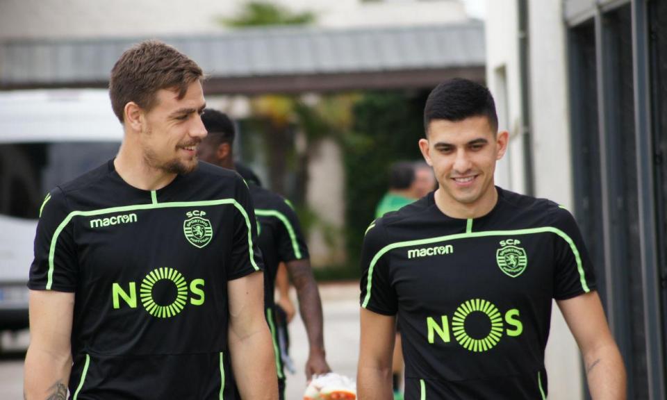 Sporting: Battaglia de volta, Doumbia e Bruno César condicionados