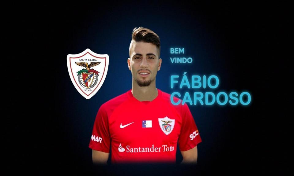 OFICIAL: Fábio Cardoso rescinde com o Rangers e reforça Santa Clara