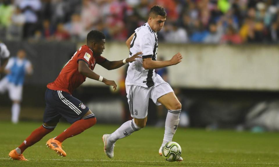 Favilli no FC Porto «é possível», diz empresário