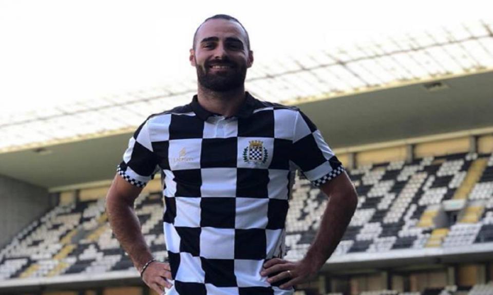 OFICIAL: Rafael Lopes é reforço do Boavista