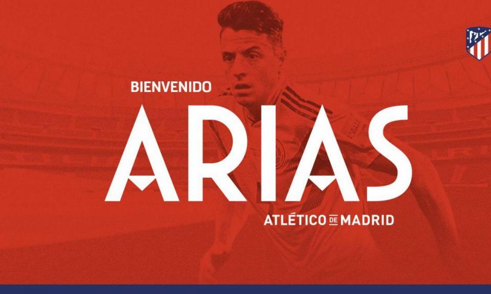 OFICIAL: Atl. Madrid empresta Vrsaljko ao Inter e contrata Arias