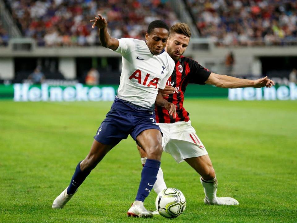 Derrota pesada do Tottenham no último jogo de pré-época