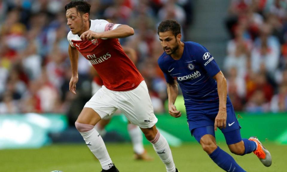 Champions Cup: Arsenal bate rival Chelsea nos penáltis