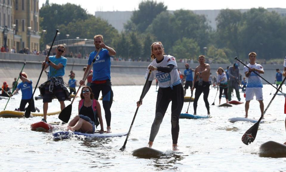 Paddle: TAD dá razão ao Surf no diferendo com a Canoagem