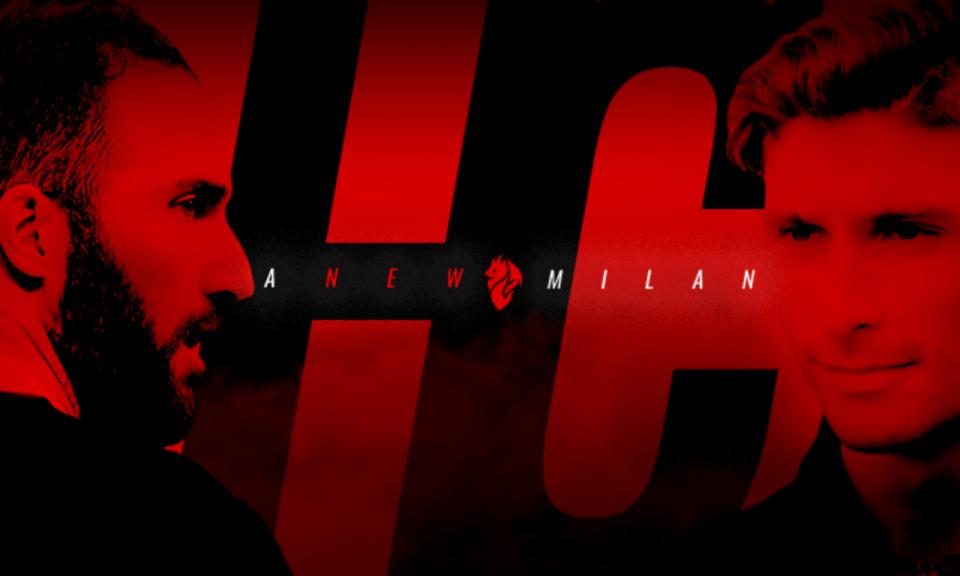 OFICIAL: Higuaín e Caldara são reforços do Milan