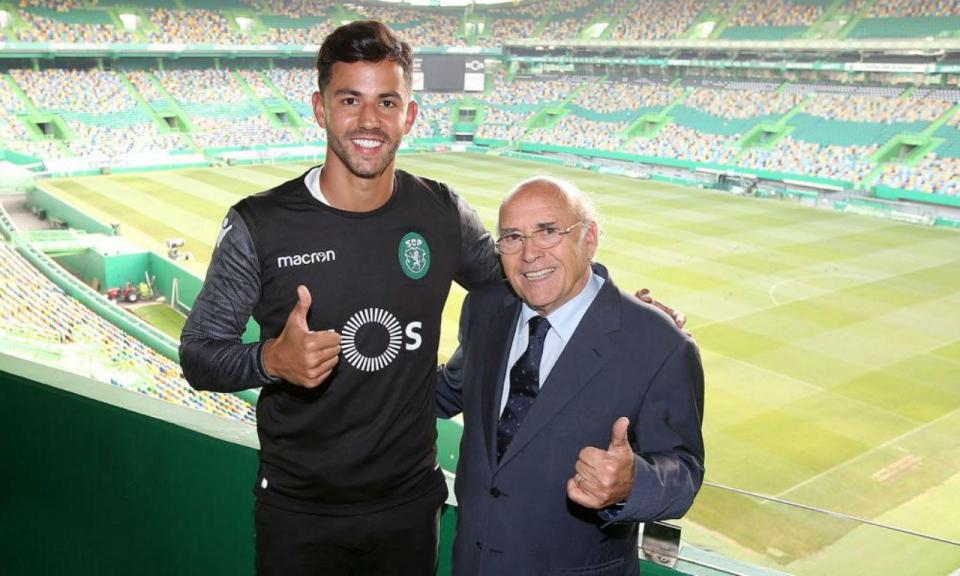 OFICIAL: Renan é reforço do Sporting