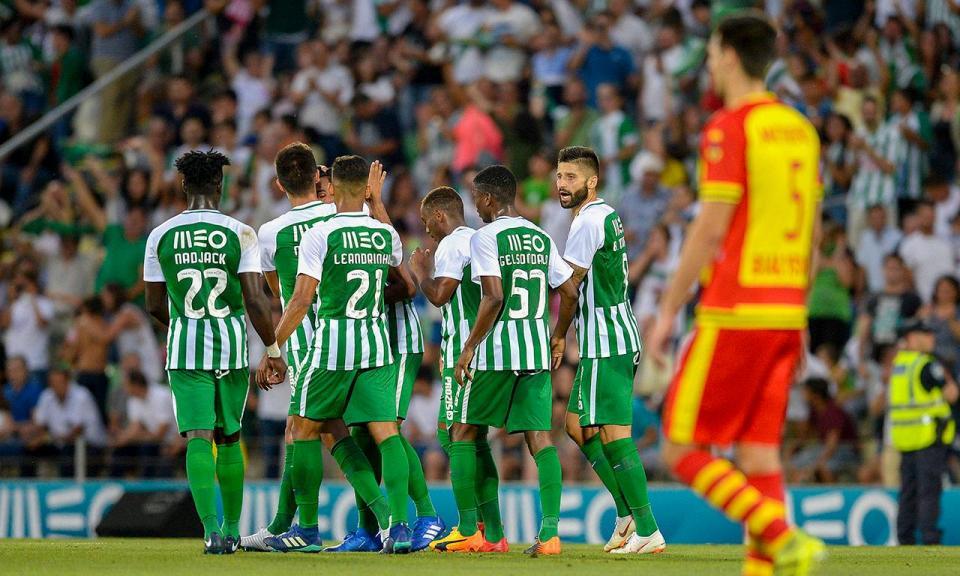 Taça da Liga: Rio Ave vence em Portimão e garante fase de grupos