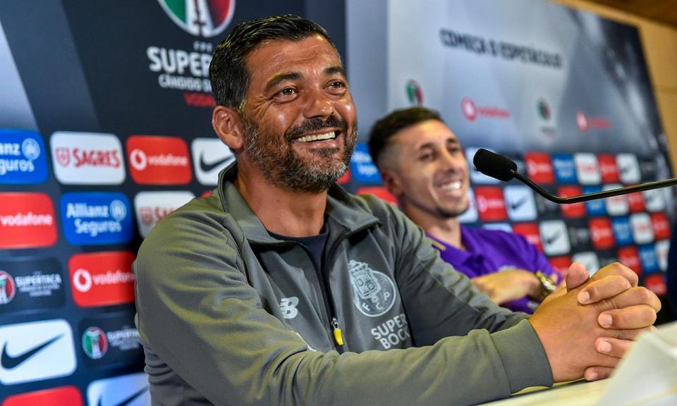 Herrera: «Sérgio Conceição deu-me o lugar que acho que mereço»