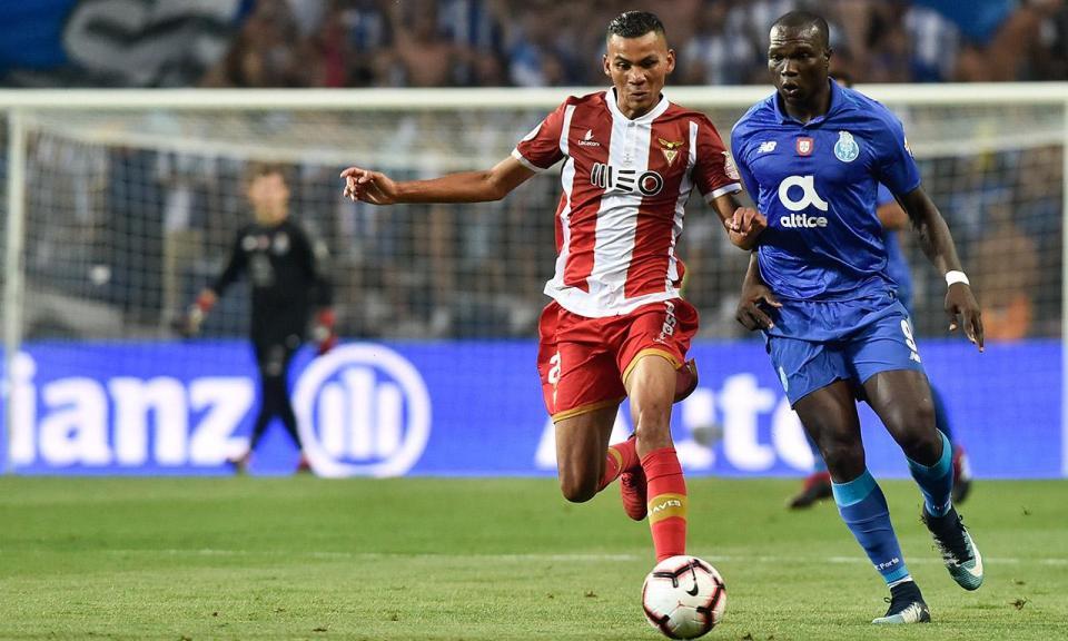 Falcão: «Fazer um golo ao FC Porto é especial»