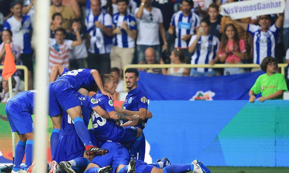 HISTORIAL: todos os vencedores da Supertaça Cândido de Oliveira