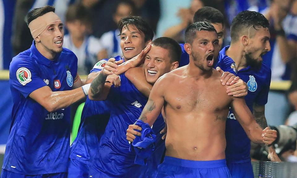 FC Porto-Desp. Chaves (onzes): Conceição repete onze da Supertaça