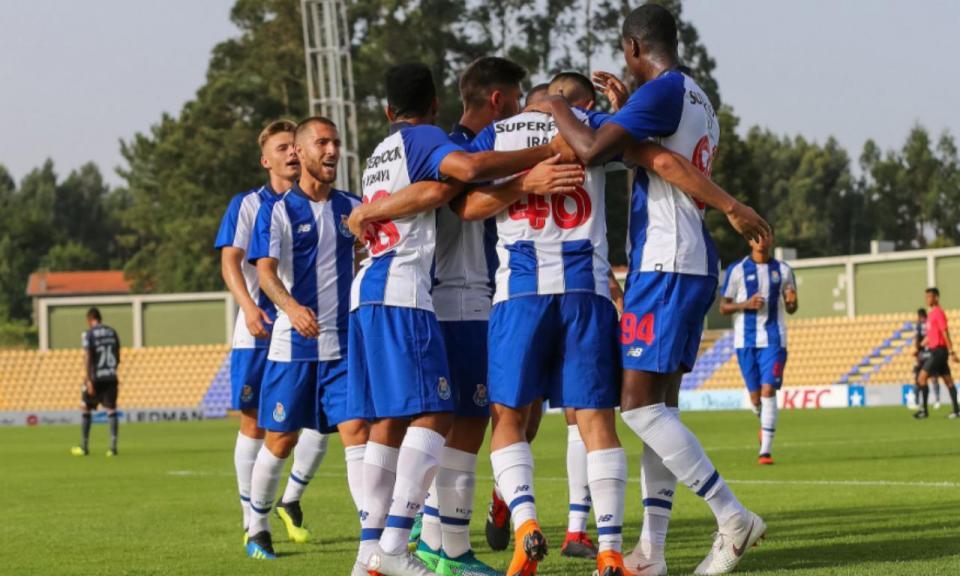 II Liga: Estoril sobe ao pódio, FC Porto B vence com reviravolta