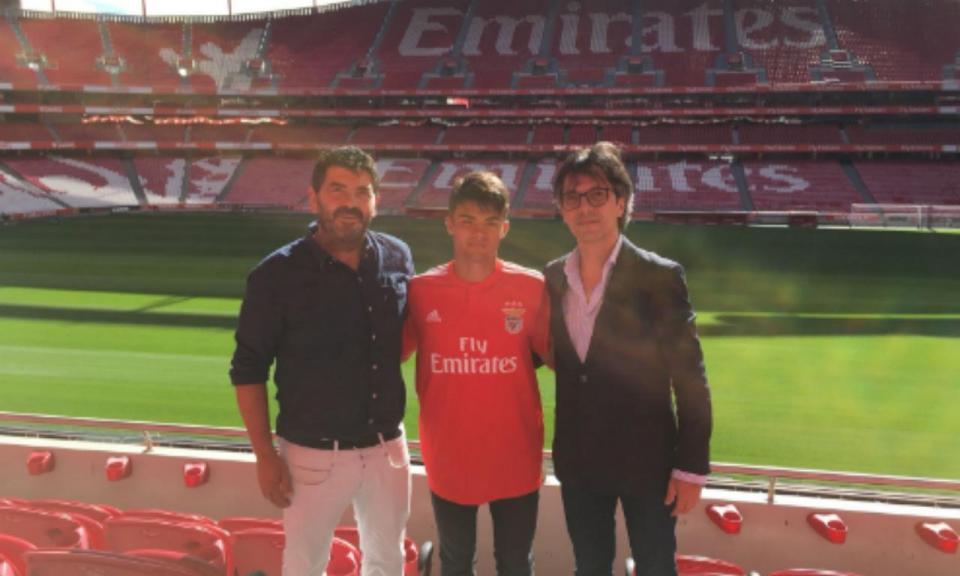 OFICIAL: Benfica contrata extremo ao Fafe