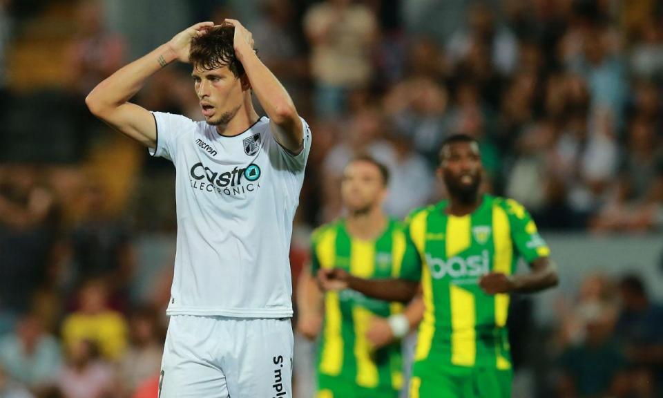 VÍDEO: o resumo do V. Guimarães-Tondela para a Taça da Liga