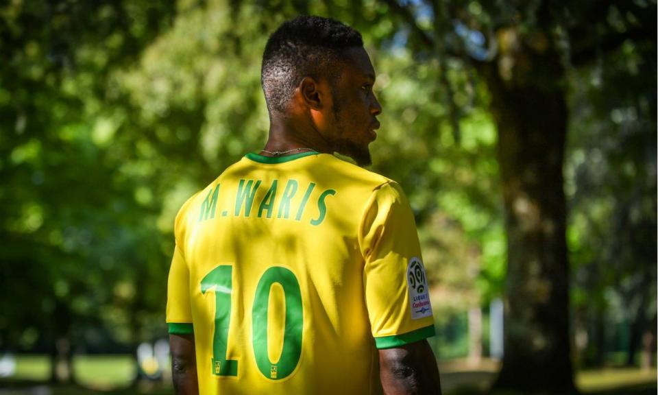 OFICIAL: FC Porto empresta Waris ao Nantes
