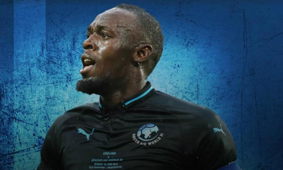 OFICIAL: Usain Bolt já tem clube