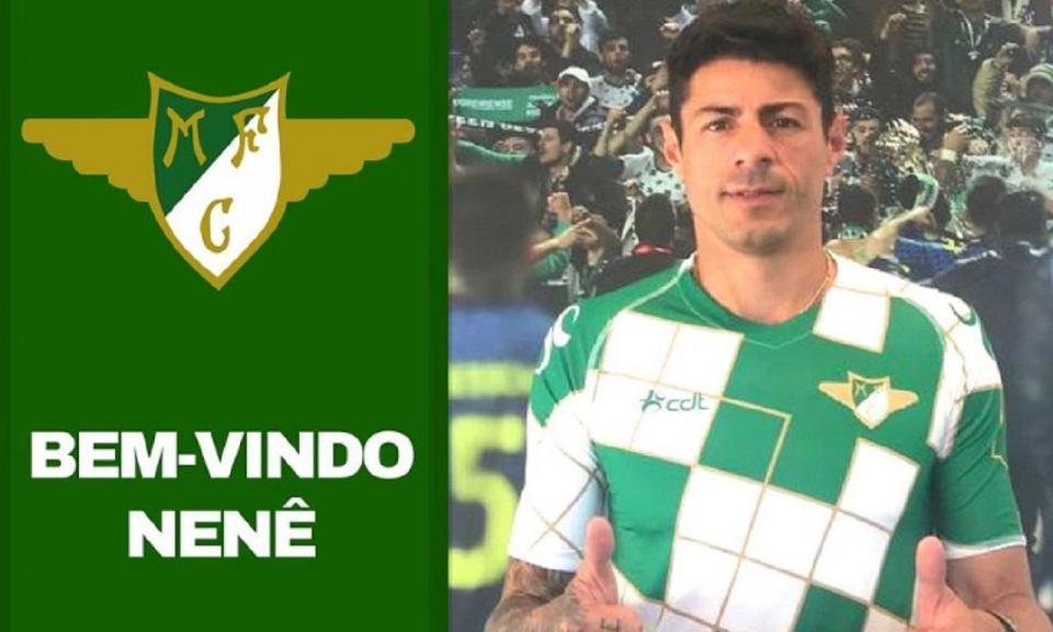 Moreirense: Ivo Vieira chama Nenê para o Sporting