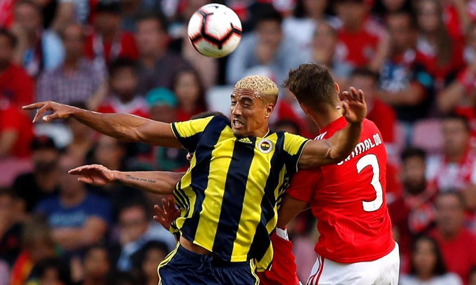 LC: Benfica-Fenerbahçe, 1-0 (resultado final)