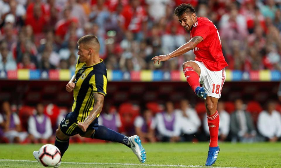 AEK-Benfica (ONZES OFICIAIS): Vitória muda três em relação ao Chaves